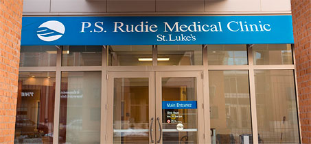 St. Luke's: P.S. Rudie & Associates