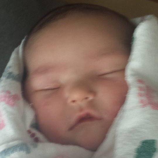 Newborn Olivia
